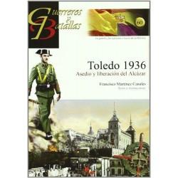 TOLEDO 1936: ASEDIO Y...