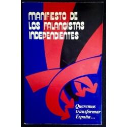 MANIFIESTO DE LOS...