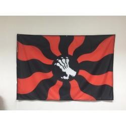 Bandera Garra Hispánica