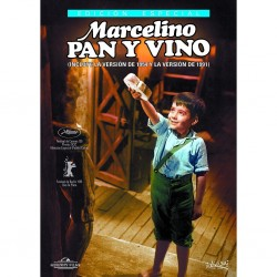 DVD Marcelino Pan y Vino