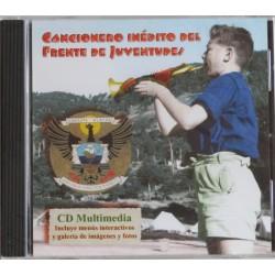 CD Cancionero inédito del...