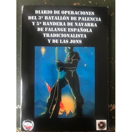 Diario de Operaciones del 3º Batallón