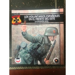 Los voluntarios españoles...