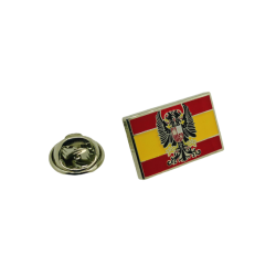 Pin Bandera España Águila...