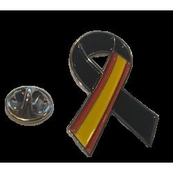 Pin Lazo Negro España