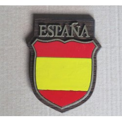Imán Metopa Madera División...