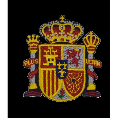 Parche Escudo de España