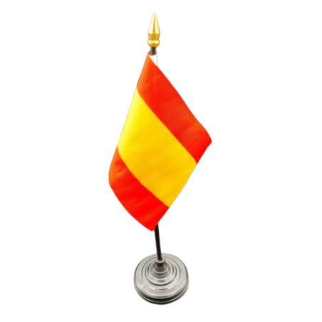 Banderín de Mesa España