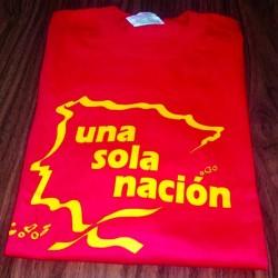 Camiseta España Una sola...