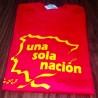 Camiseta España Una sola nación