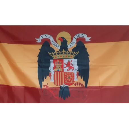 Bandera España águila De San Juan 90 X 1 50