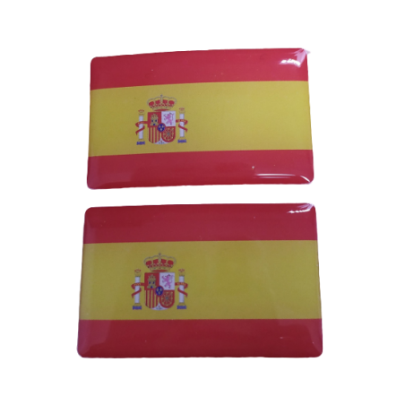 PEGATINAS BANDERA DE ESPAÑA