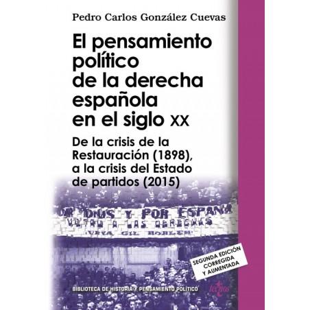 El pensamiento político de la derecha española en el S. XXI