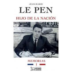 Jean-Marie Le Pen. Hijo de...
