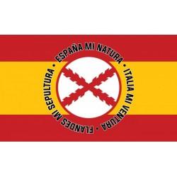 Bandera España lema Tercios