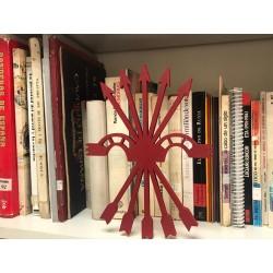 Yugo y flechas 3D