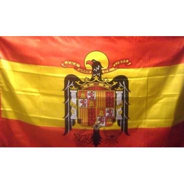 Bandera España águila De San Juan