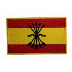 Parche Bandera España Yugo...