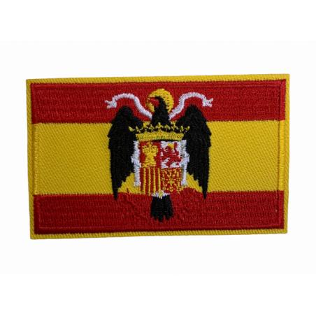 Parche Bandera de España Águila de San Juan
