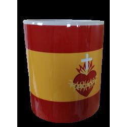 Taza Bandera de España...