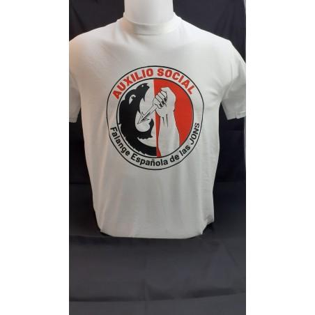 Camiseta Auxilio Social