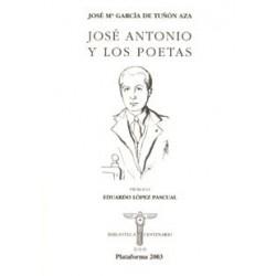 José Antonio y los poetas