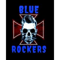 CD BLUE ROCKERS.