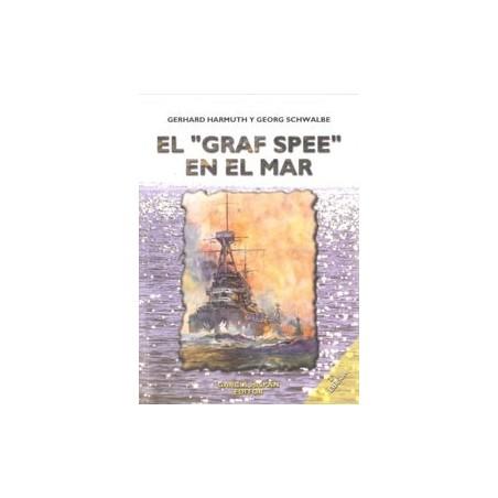 """El """"Graf Spee"""" en el mar"""