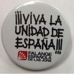 Chapa ¡¡¡Viva La Unidad de...
