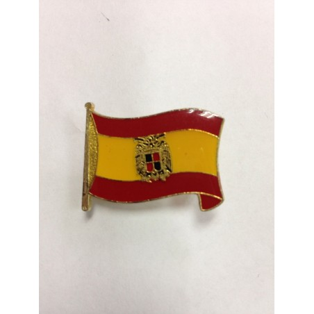 Alfiler Bandera España  Escudo Águila