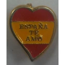 Alfiler Solapa Corazón...