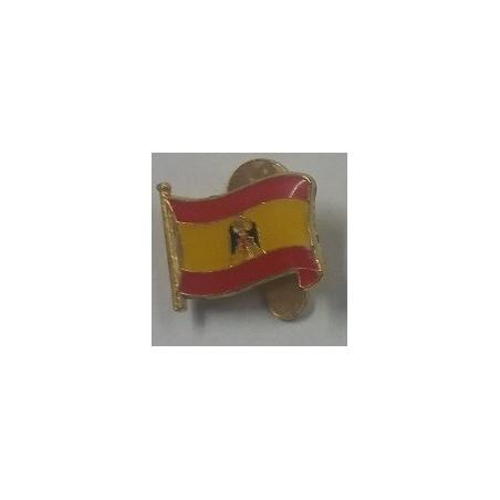 Pin Ojal Bandera de España Águila de San Juan