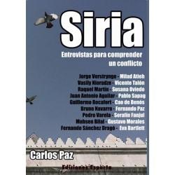 Siria, entrevistas para...