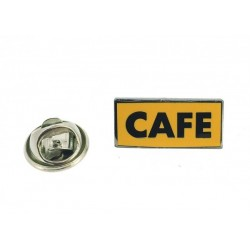 Pin de Solapa CAFE