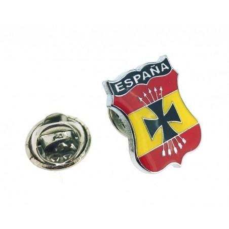 Pin Emblema Division Azul