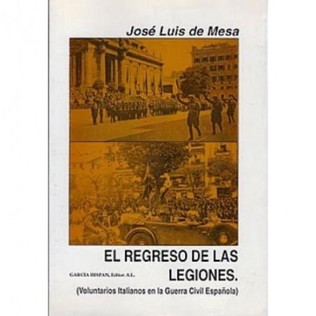 EL REGRESO DE LAS LEGIONES