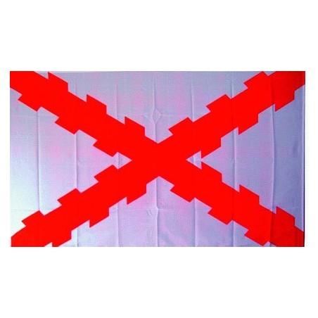 Bandera Aspa San Andrés
