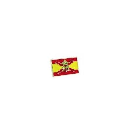 Pin Bandera Sagrado Corazón Cruz San Andrés