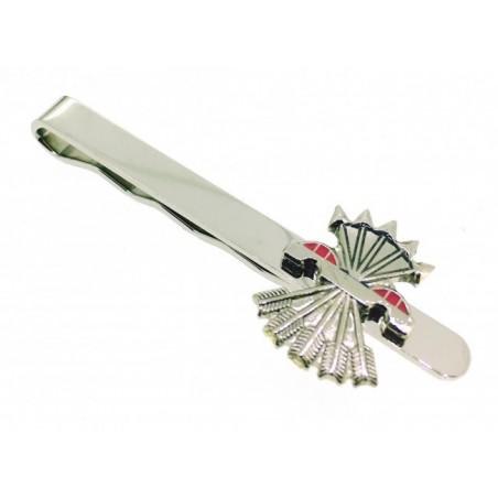 Pasador de Corbata Yugo y Flechas
