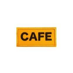 Parche CAFE