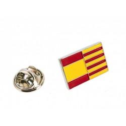 Pin Cataluña España