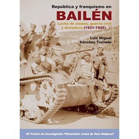 República y franquismo en Bailén