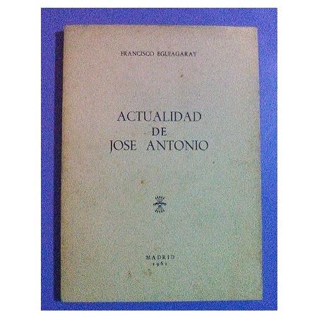 ACTUALIDAD DE JOSE ANTONIO