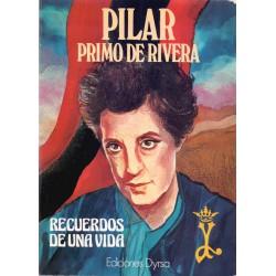 Pilar Primo de Rivera....