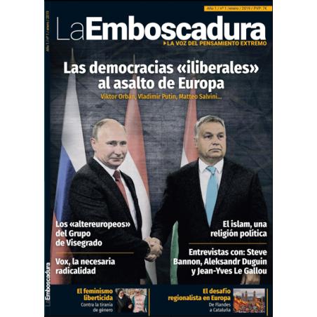 Revista La Emboscadura. Nº 1