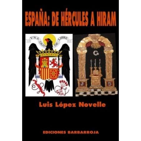 ESPAÑA:  DE HÉRCULES A HIRAM